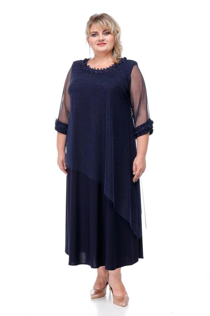 Платье женское от 60 до 74 большие размеры