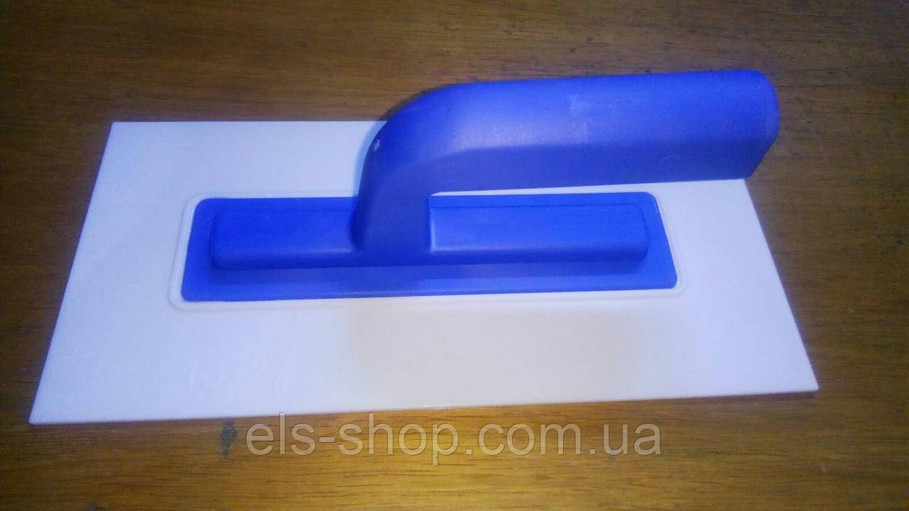 Терка штукатурная  пластмассовая, гладкая Advanta