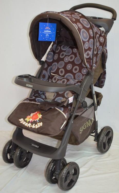 Детская прогулочная коляска книжка  S-K-5AF