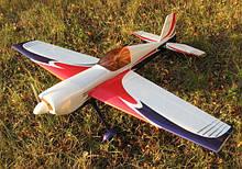 Авиамодель на радиоуправлении самолета EXTRA 260 .95  ARF 1754 мм