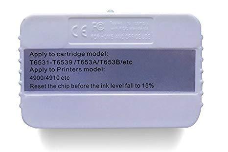 Ресеттер для сброса чипов картриджей для Epson Stylus Pro 4900, 4910