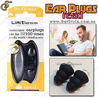 "Беруши для чтения - ""EarPlugs Read"", фото 1"