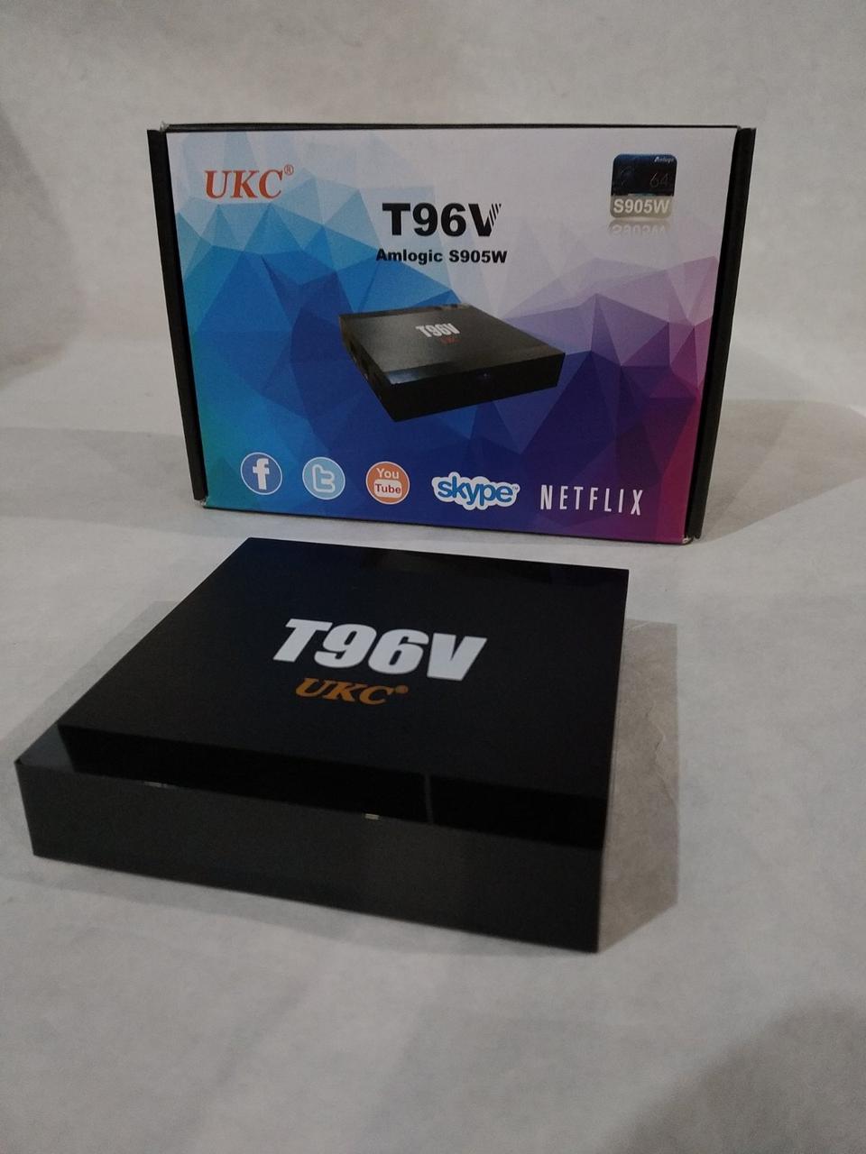 Android TV приставка UKC T96V 2/16 Гб