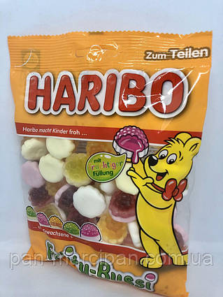 Желейки Haribo Fruity Bussi 200 г Німеччина