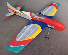 Авиамодель на радиоуправлении самолета  Hotpoint .15 ARF,  1040 мм