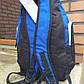 (БРАК) Баскетбольный рюкзак с карманом для мяча Nike Elite Air Max Blue, фото 3
