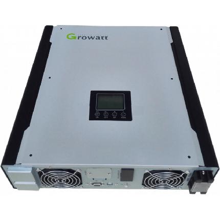 Гибридный инвертор GROWATT 3000HY (3кВ), фото 2