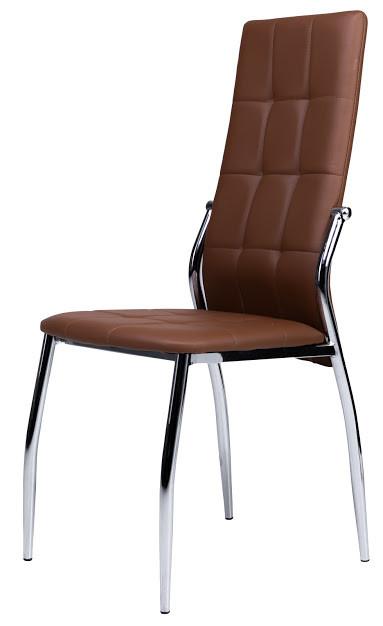 Стул Дорис светло-коричневый ТМ Richman