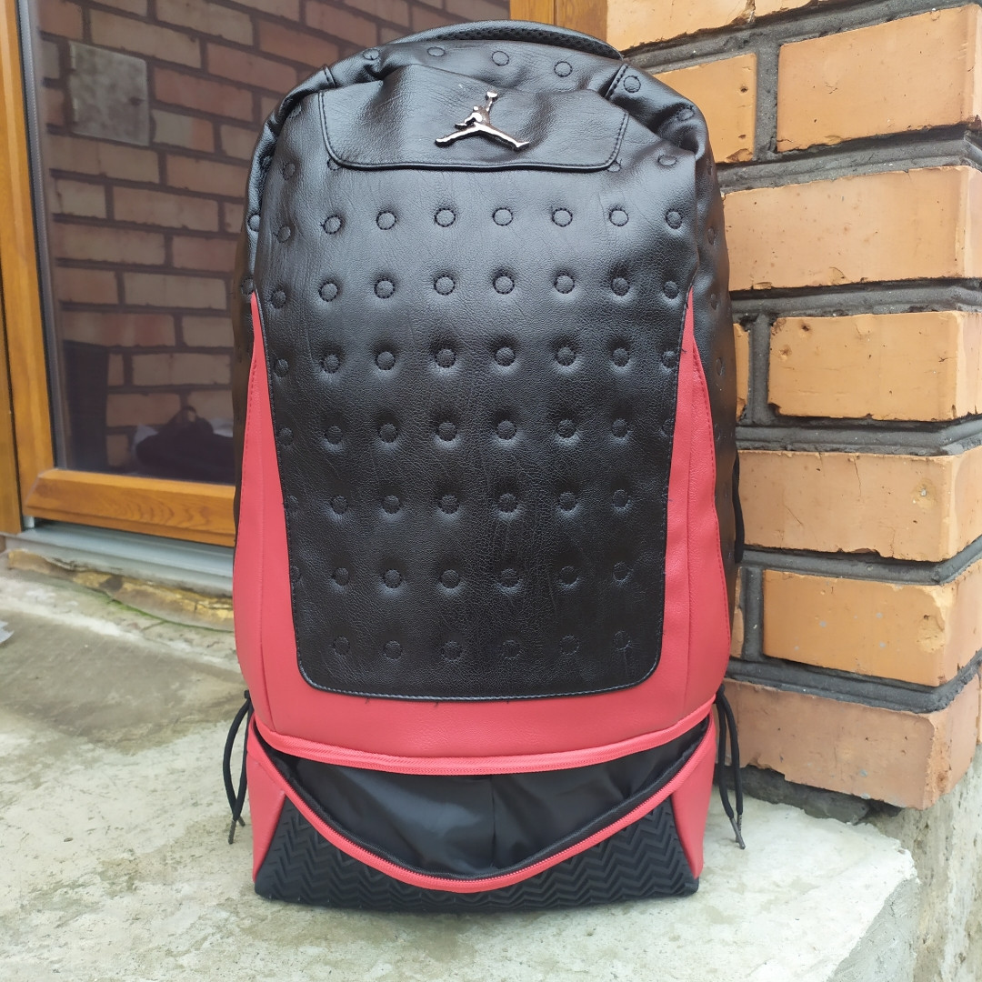 Рюкзак Air Jordan Retro 13 Black/Red