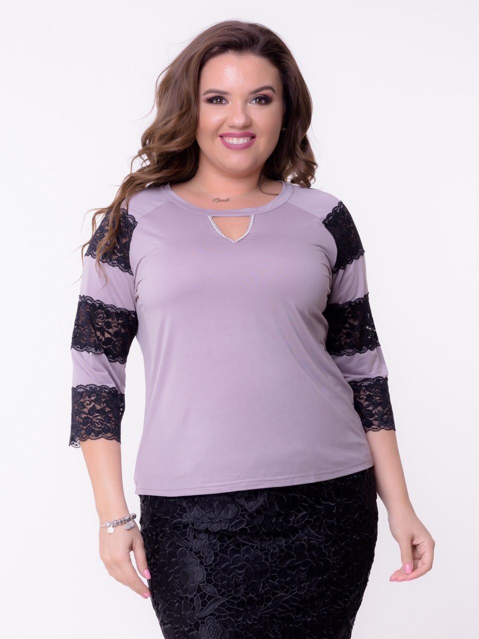 Кофточка, блузка женская нарядная (есть большие размеры,) EXCLUSIVE