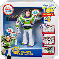 Интерактивный Баз Лайтер История игрушек 4 / Buzz Lightyear Ultimate Walking, Toy Story 4