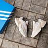 Кроссовки женские Adidas Yung-1 Beige Бежевые женские, фото 3