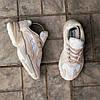 Кроссовки женские Adidas Yung-1 Beige Бежевые женские, фото 4