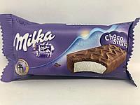 Шоколадний батончик Milka Choco Snack 32 г