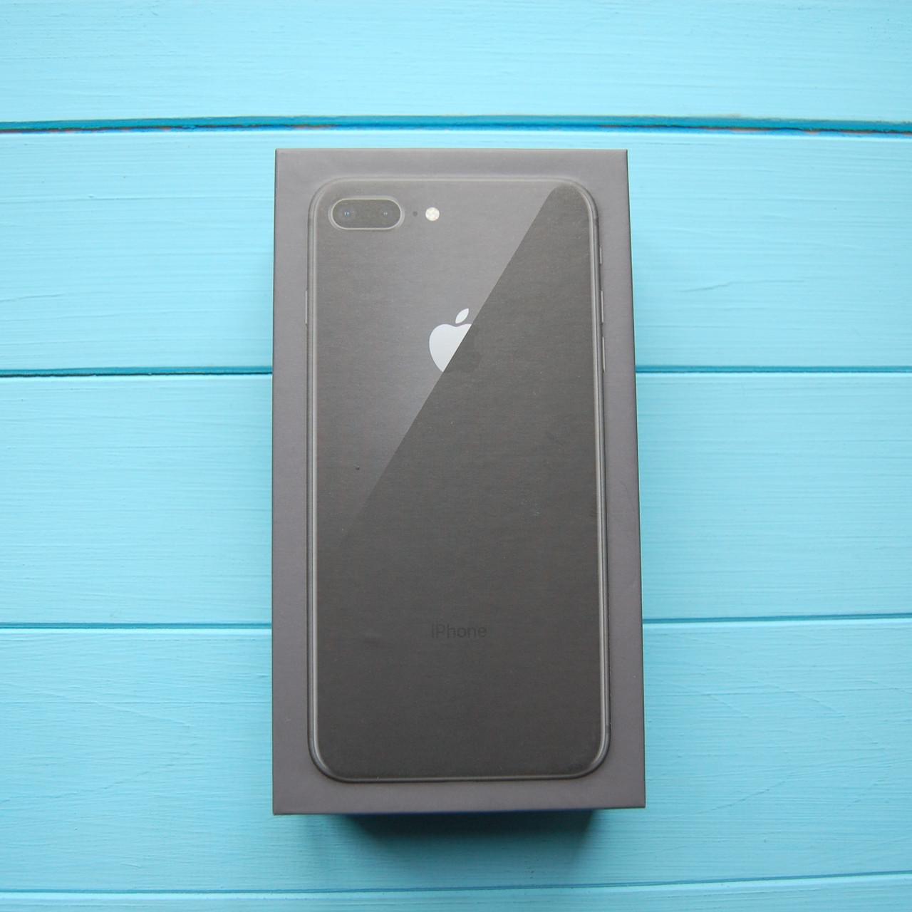 Коробка Apple iPhone 8 Plus Space Gray