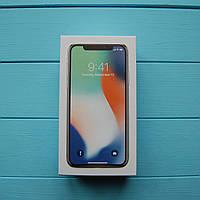 Коробка Apple iPhone X White