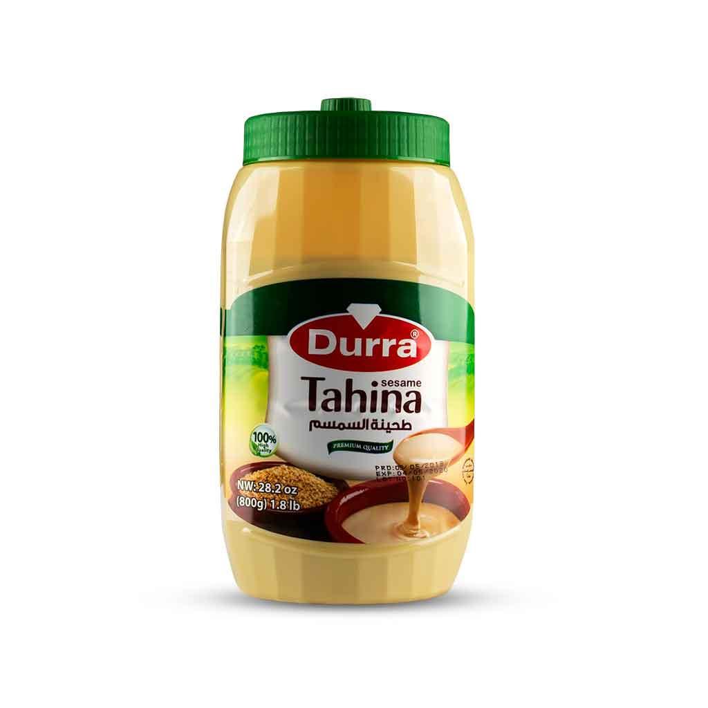 Кунжутная паста Durra 800 грамм