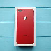 Коробка Apple iPhone 8 Plus Red