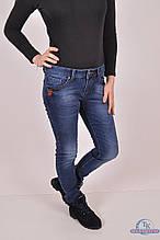 Джинсы женские стрейчевые на флисе NewJeans D7023 Размер:29