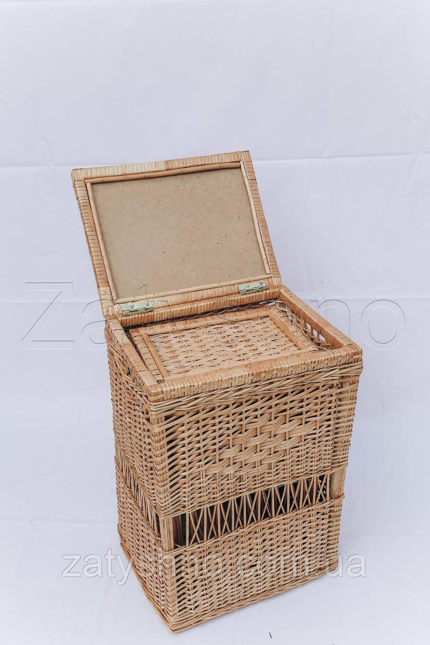 Ящики с решеткой для белья | корзина плетеная для хранения из лозы | Ящик из лозы