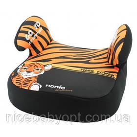 Дитяче автокрісло-бустер 15-36 кг Nania Dream Animals Tiger