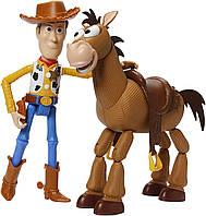 Кукла Шериф Вуди и Булзай История игрушек, Toy Story 4Disney