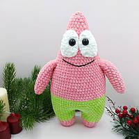 Плюшева іграшка Патрік (з мультфільму Губка Боб квадратні штани)