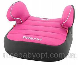 Бустер Nania Dream Deluxe Pink
