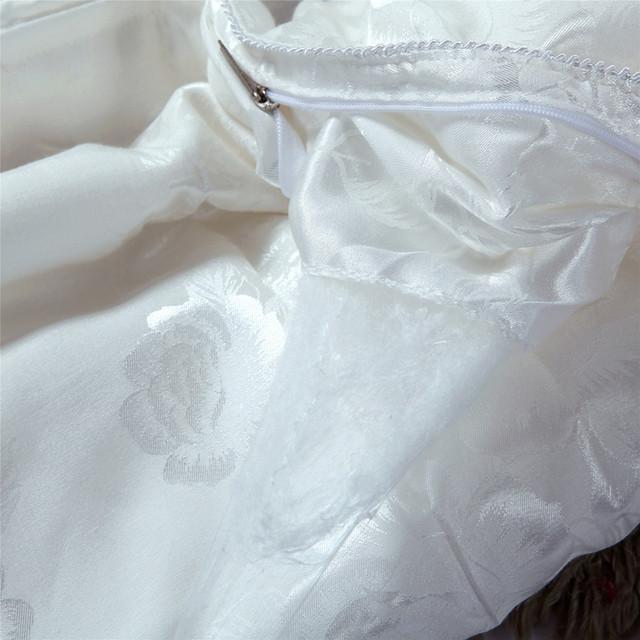 100% шелк одеяло/одеяло для лета и зимы король, королева Twin Размер постельное белье ручной работы белый/ розовый цвет