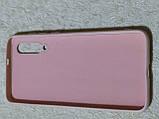Накладка   Silicon Cover full   для  Xiaomi Redmi  MI 9  (розовый), фото 2