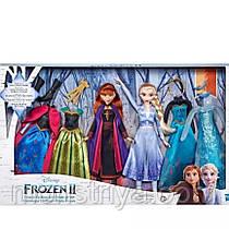Подарочный набор кукол Анна и Эльза Холодное сердце 2/ Disney Frozen 2
