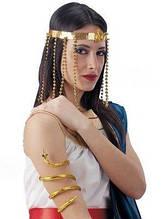 Диадема Клеопатры в виде змеи