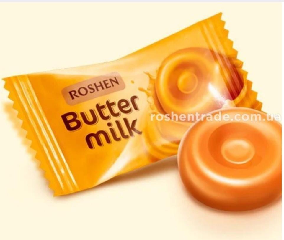 "Карамель ""Butter-Milk"" 1кг ""Рошен"""