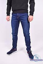 Джинсы мужские стрейчевые  на флисе   NewJeans D3219 Размер:32