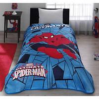 Мягкие пледы Дисней ТМ Tac 160*220 Spider-Man
