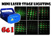 Лазерный проектор Mini Laser 6 в 1 c триногой, фото 1