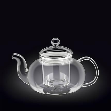 Чайник стеклянный 1200 мл Wilmax WL-888815, фото 2