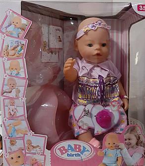 Кукла Пупс 429103. 9 функций. 9 аксессуаров, фото 2