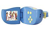 Детская видеокамера Smart Kids Video Camera Blue, фото 3