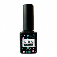 Гель-лак Kira Nails No Wipe Top Coat 6 мл