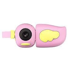 Детская видеокамера Smart Kids Video Camera Pink