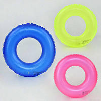 Круг для плавания С 29070 (240) 3 цвета, 60см