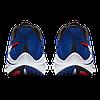 Кроссовки Nike Air Zoom  Vomero 14 Royal Blue AH7857-400синие мужские, фото 3