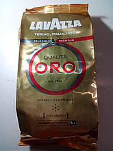 СРОК ДО 05.06 ! Кофе в зернах Lavazza Qualita ORO (100% арабика) 1 кг, Италия