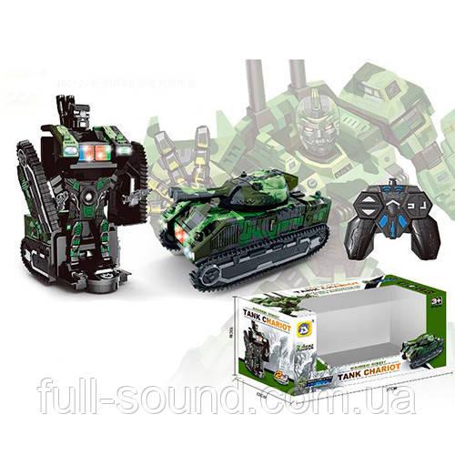 Трансформер робот танк 012