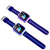 Детские умные часы с камерой smart watch UNI TD07S Чёрно-Синий, фото 6