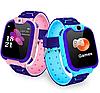 Детские умные часы с камерой smart watch UNI TD07S Чёрно-Синий, фото 5