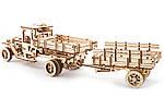Набор дополнительный к модели UGM - 11 | UGEARS | Механический 3D конструктор из дерева, фото 5