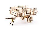 Набор дополнительный к модели UGM - 11 | UGEARS | Механический 3D конструктор из дерева, фото 2