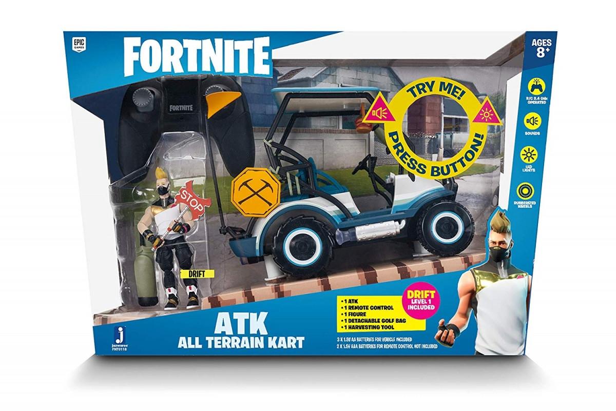 Fortnite Ігровий набір Deluxe Feature Vehicle ATK